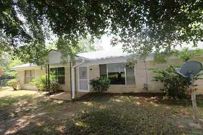 Newton County, Sabine County Single Family Home For Sale: 20185 St Hwy 87 N
