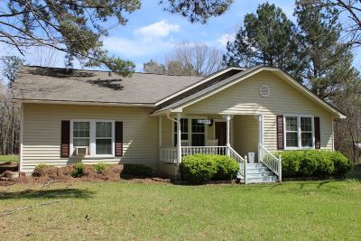 Pineland Single Family Home For Sale: 1870 Tatom Road