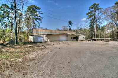 Pineland Commercial For Sale: 674 S Hwy 96