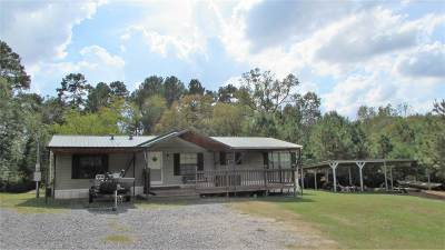Center Manufactured Home For Sale: 285 Fm 2974