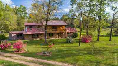 Newton County Single Family Home For Sale: 171 Private Road 8029