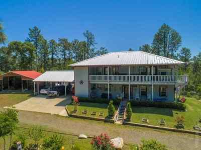 Brookeland Single Family Home For Sale: 179 Hawk Ln.