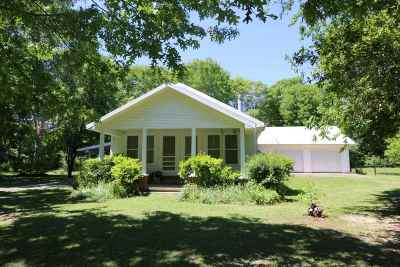 Jasper Single Family Home For Sale: 3414 Fm 777