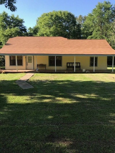 Angelina County, Jasper County, Nacogdoches County, Newton County, Sabine County, San Augustine County, Shelby County Single Family Home For Sale: 197 Cr 285