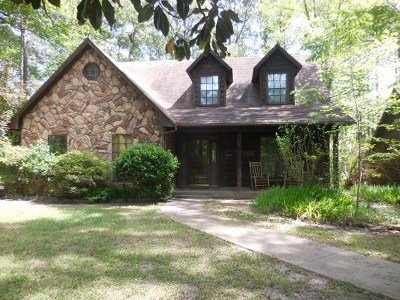 Hemphill Single Family Home For Sale: Tr. 1.132 Block 2 Arrowcrest Ii #320 Shad