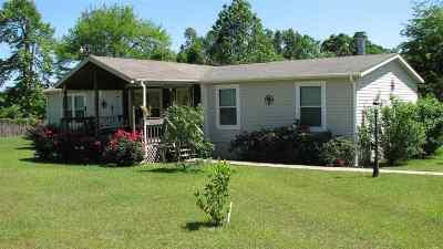 Jasper Single Family Home For Sale: 167 Co. Rd. 274
