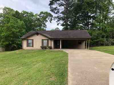 Jasper TX Single Family Home For Sale: $84,000