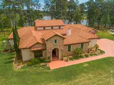 Jasper County Single Family Home For Sale: 199 Coves Loop