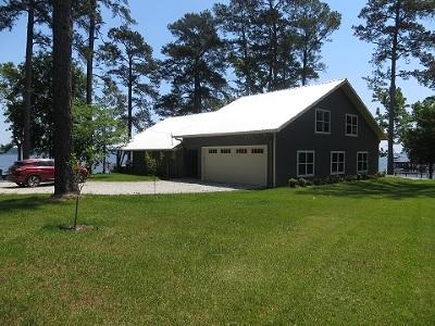 Burkeville, Hemphill Single Family Home For Sale: 198 Hummingbird Ln.