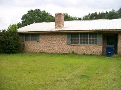Jasper County Single Family Home For Sale: 3739 W Farm Market 1013