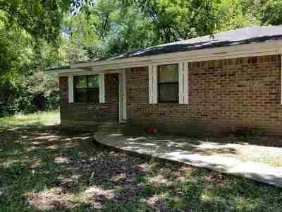 Jasper Single Family Home For Sale: 351 Dennis Dr