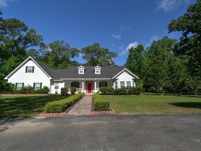 San Augustine Single Family Home For Sale: 15092 Fm 1277