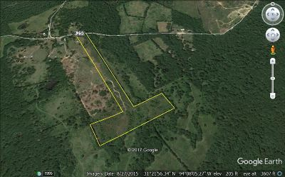 San Augustine Residential Lots & Land For Sale: Cr 4260