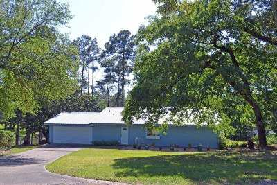 Brookeland Single Family Home For Sale: 952 E. Longleaf Dr.