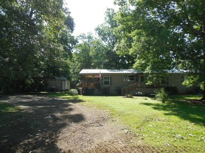Hemphill TX Single Family Home For Sale: $89,000