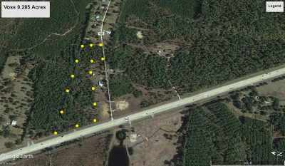 Residential Lots & Land Sold: Hwy 96