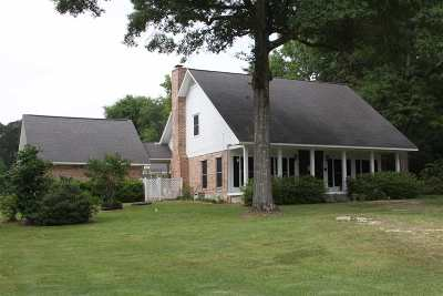 Jasper Single Family Home For Sale: 3084 State Hwy 63 W
