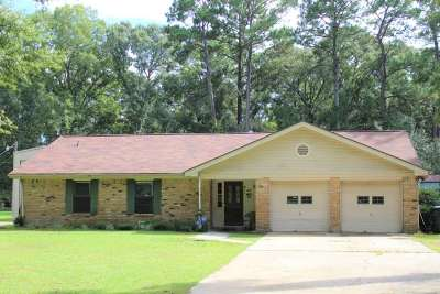 Jasper County Single Family Home For Sale: 611 Shady Lane