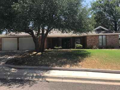 Seminole TX Single Family Home For Sale: $269,000