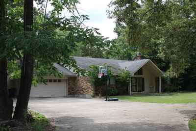 Jasper County Single Family Home For Sale: 485 Co. Rd. 184 #Rollingw