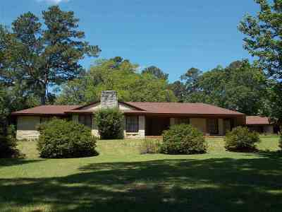 Jasper Single Family Home For Sale: 403 Collier