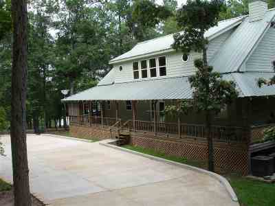 Hemphill Single Family Home For Sale: 660 Boat Lane