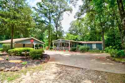 Huntington, Zavalla, Brookeland, Etoile, Broaddus, Bronson Single Family Home For Sale: 260 Pr 7785 E