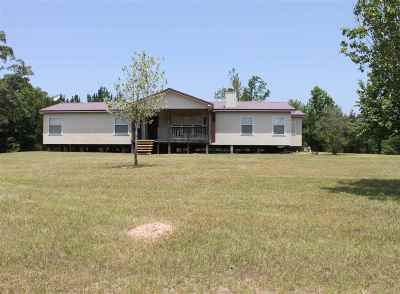 Huntington, Zavalla, Brookeland, Etoile, Broaddus, Bronson Manufactured Home For Sale: 257 Red Wolf Lane