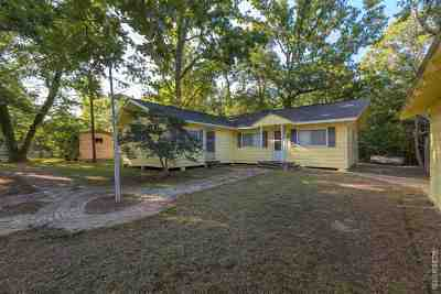 Pineland Single Family Home For Sale: 1000 S Lou Circle