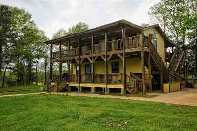 San Augustine Single Family Home For Sale: 5592 Fm 1196