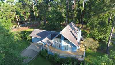 Brookeland Single Family Home For Sale: 224 Woodlawn #Forest H