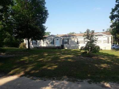 Newton Single Family Home For Sale: 1083 S Us Hwy 87