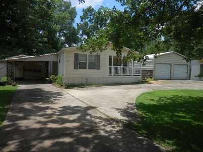 Burkeville, Hemphill, Hemphill Sub-division, Milam, Shelbyville Manufactured Home For Sale: 661 Toledo Beach Dr.
