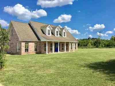 Center Single Family Home For Sale: 2516 Fm 699