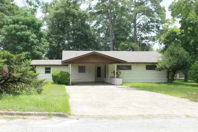 Jasper TX Single Family Home For Sale: $75,000