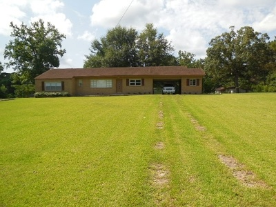 Hemphill TX Single Family Home For Sale: $179,000