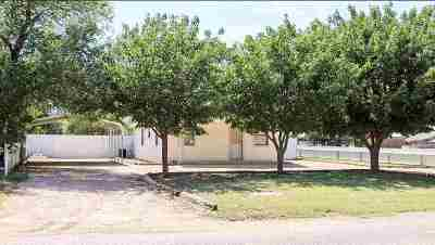 Seminole TX Single Family Home For Sale: $125,000