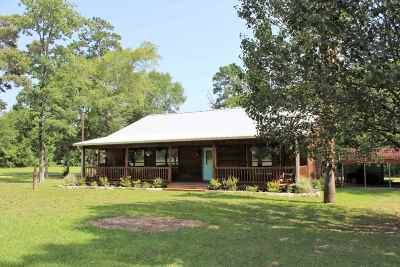 Jasper TX Single Family Home For Sale: $189,900