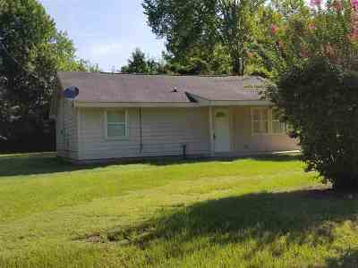 Jasper County Single Family Home For Sale: 204 Cr 106