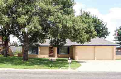 Seminole TX Single Family Home For Sale: $189,000