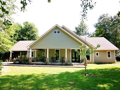 Kirbyville Single Family Home For Sale: 965 Cr 608