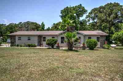 Broaddus Single Family Home For Sale: 21944 S Hwy 147