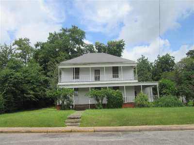 Jasper TX Single Family Home For Sale: $117,000