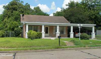Jasper TX Single Family Home For Sale: $85,000