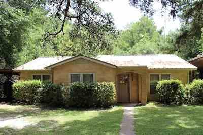 Jasper Single Family Home For Sale: 1715 Fm 2799