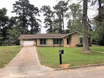 Jasper TX Single Family Home For Sale: $89,900