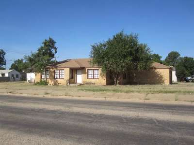 Single Family Home For Sale: 1412 N Ave G