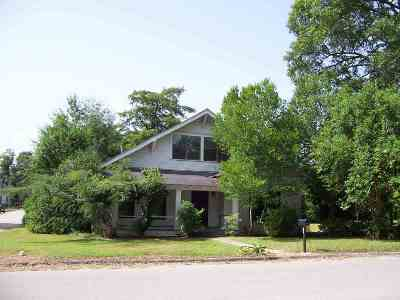 Kirbyville Single Family Home For Sale: 401 W Trout