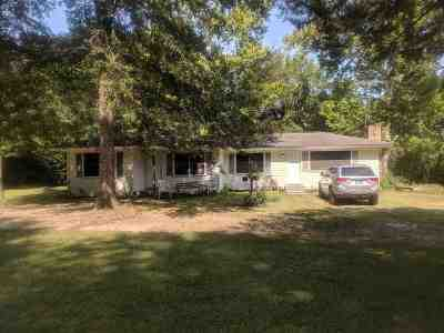 Kirbyville Single Family Home Accepting Backups: 140 Cr 421