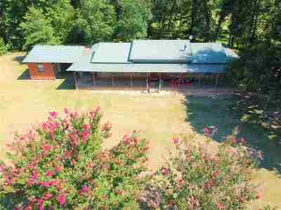 Angelina County, Jasper County, Nacogdoches County, Newton County, Sabine County, San Augustine County, Shelby County Farm & Ranch For Sale: 3390 Cr 205